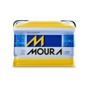 Bateria Automotiva MOURA M50JD 50Ah 18 meses de garantia