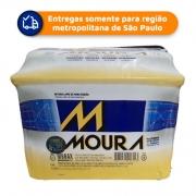 Bateria Automotiva MOURA M60AX  60Ah 18 meses de Garantia (caixa Alta)