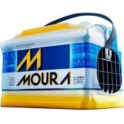 Bateria Automotiva MOURA M80CD 80Ah 15 meses de garantia