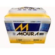 Bateria Automotiva MOURA M80RD 80Ah 15 meses de garantia