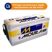 Bateria Automotiva MOURA M95QD 95Ah 15 meses de garantia