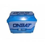 Bateria Automotiva ONBAT F45DN  2° linha PIONEIRO 45Ah 12 meses de Garantia