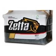 Bateria Automotiva Zetta Z45D 2° linha Moura 45Ah 12 meses de Garantia