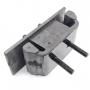 Coxim Motor Dianteiro Iveco Daily 35S14 HD / 40S16 / 45S14 / 45S16 / 55C16 / 70C15 / 70C16 HD / 40S14 / 45S17 / 50C17 / 55C17 / 70C17 HD / 35150 / 45170 / 55170 / 65170 / 70170