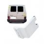 Dobradiça Porta Traseira Sup L/e - Inf L/d Renault Trafic 2.2 2.0 1991 Até 2001