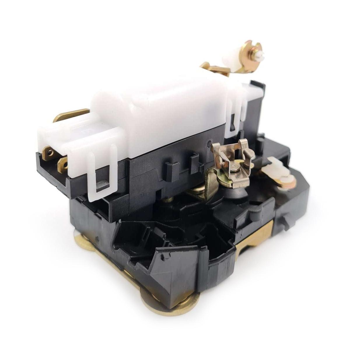 Fechadura Porta Dianteira Direita Elétrica Renault Master 2004 Até 2012