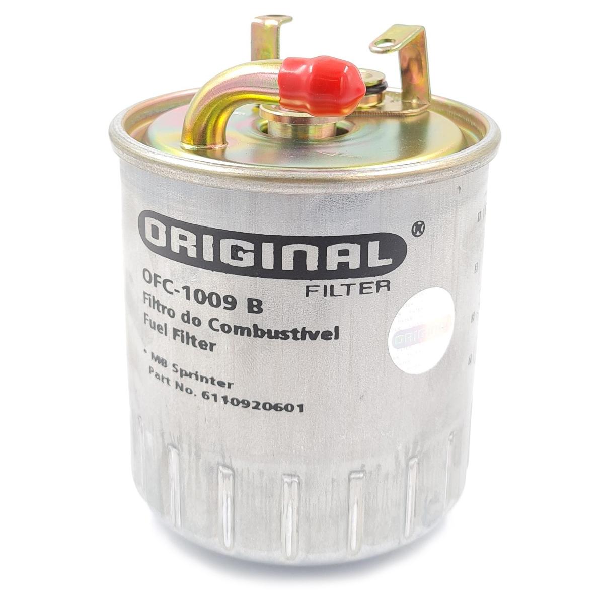 Filtro Combustível Sem Sensor Sprinter 311 313 413 2002 Até 2012