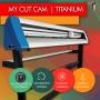 TITANIUM MYCUT MCC1200