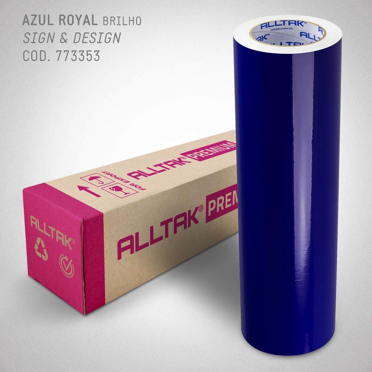 PREMIUM AZUL ROYAL 0,08X1,22