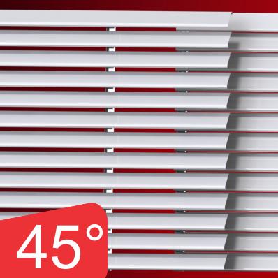 BRISE RIPADO 45° - ALLTOP