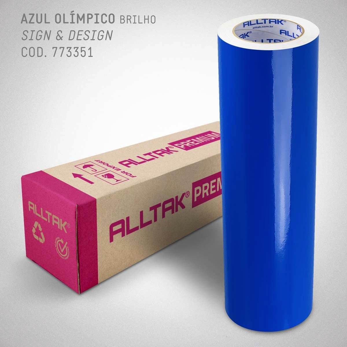 PREMIUM AZUL OLÍMPICO 0,08X1,22