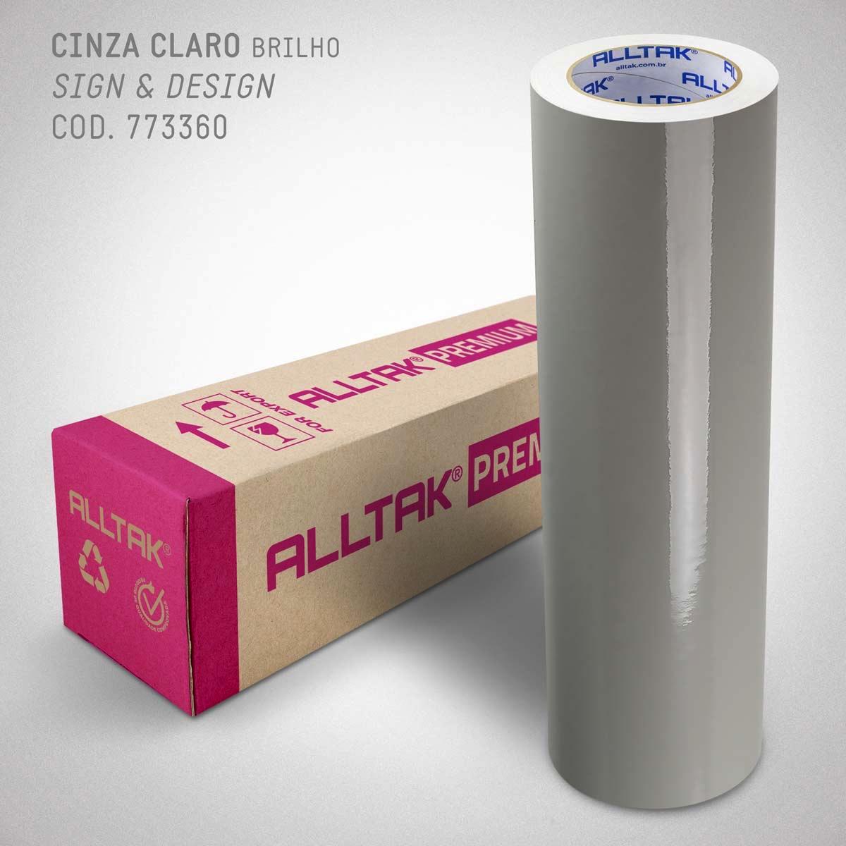 PREMIUM CINZA CLARO 0,08X1,22