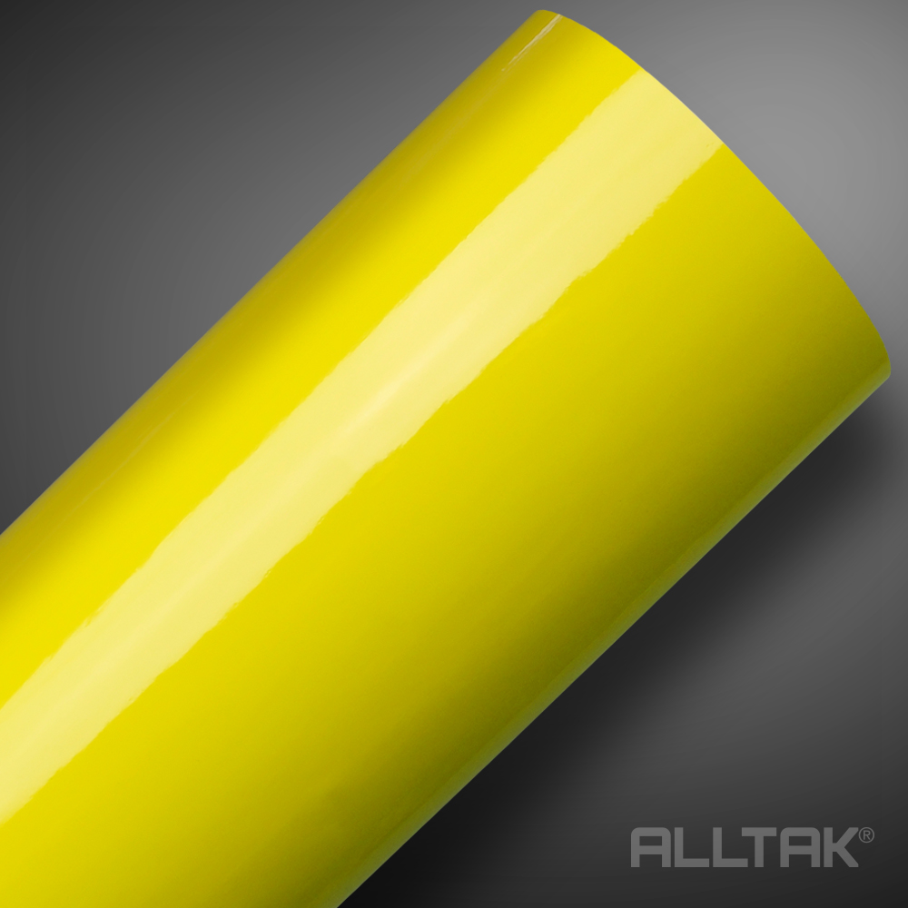 ULTRA LIME YELLOW 0,10X1,38