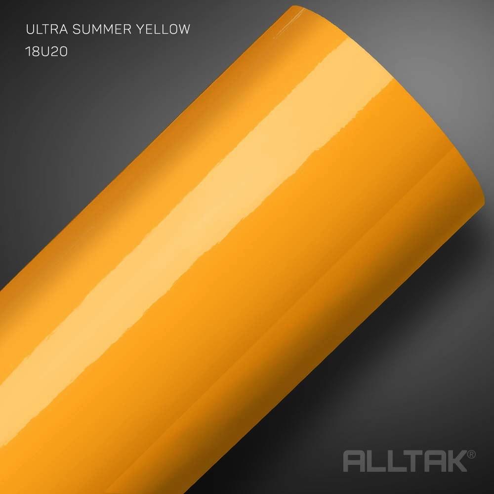 ULTRA SUMMER YELLOW 0,10X1,38