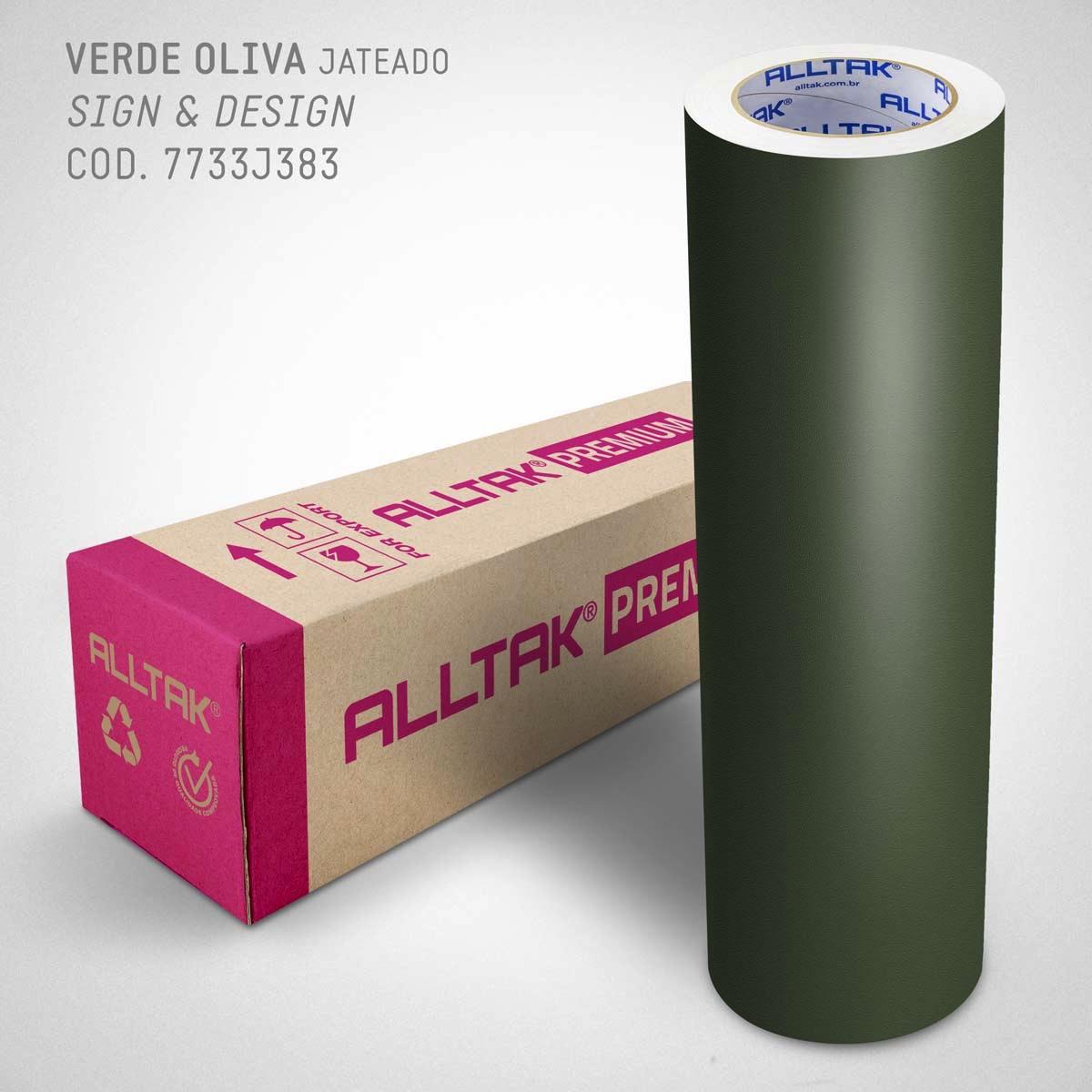 VERDE OLÍVIA 0,08X1,22
