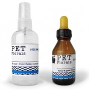 Kit 3 florais de 30ml + 1 spray