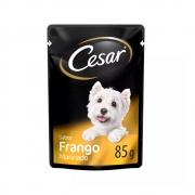 CESAR SACHÊ FRANGO MARINADO MOLHO 85G