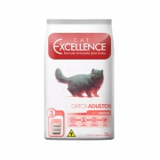 EXCELLENCE CAT ADULTO SALMÃO 3KG