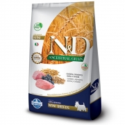 FARMINA ND ANCESTRAL GRAIN CANINE CORDEIRO ADULTO MINI 0,8KG