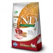 FARMINA ND ANCESTRAL GRAIN CANINE FRANGO ADULTO MINI 10,1KG
