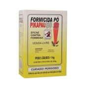 FORMICIDA PIKAPAU 50 1KG