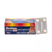 MECTIMAX 12MG - BLISTER 4 COMPRIMIDOS