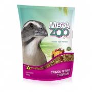 MEGAZOO MIX TRINCA-FERRO TROPICAL 350G