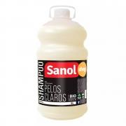SHAMPOO SANOL PELOS CLAROS 5L