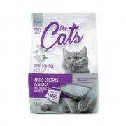 THE CATS SILICA GATOS MICRO 1,6KG