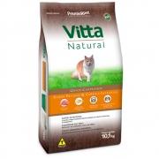 VITTA NATURAL GATOS CASTRADOS FRANGO 10,1KG