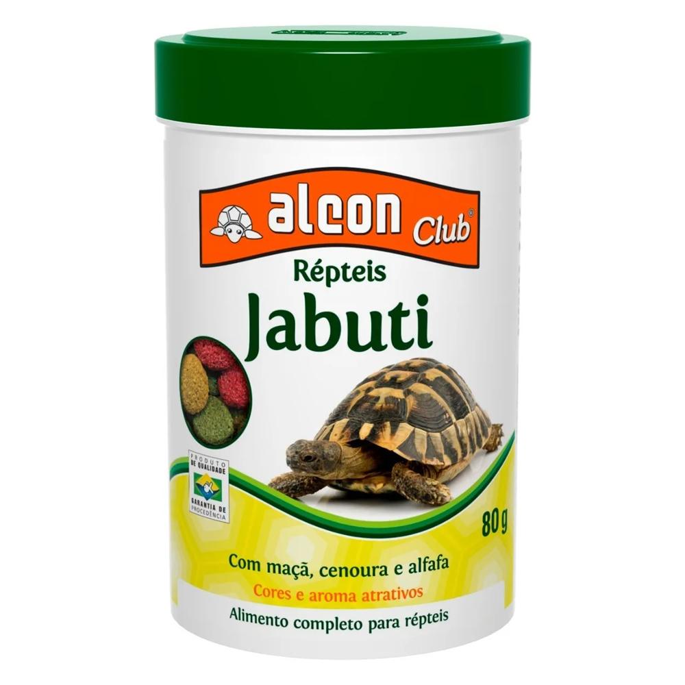 ALCON CLUB JABUTI 80G
