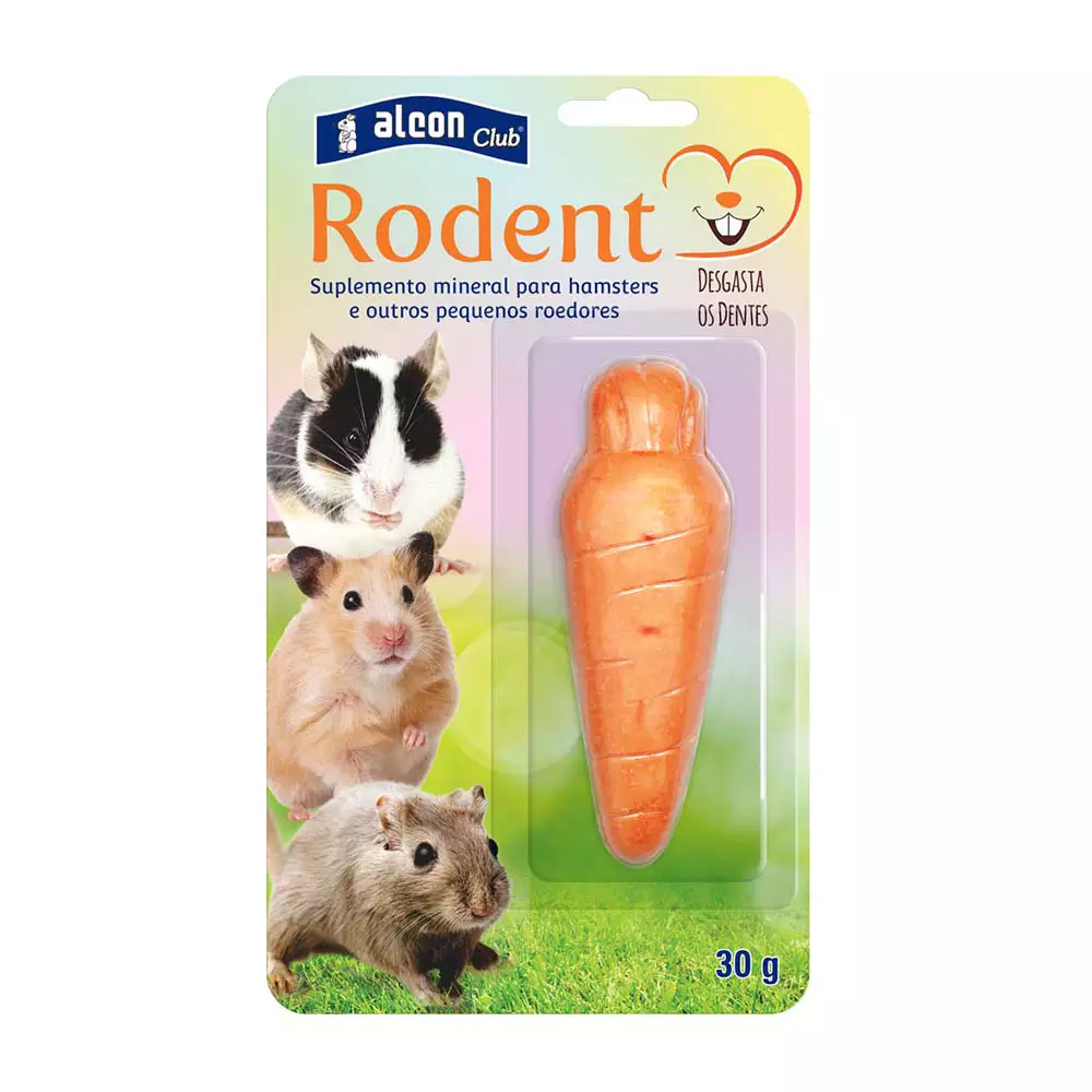 ALCON SUPLEMENTO MINERAL RODENT PARA HAMSTER 30G