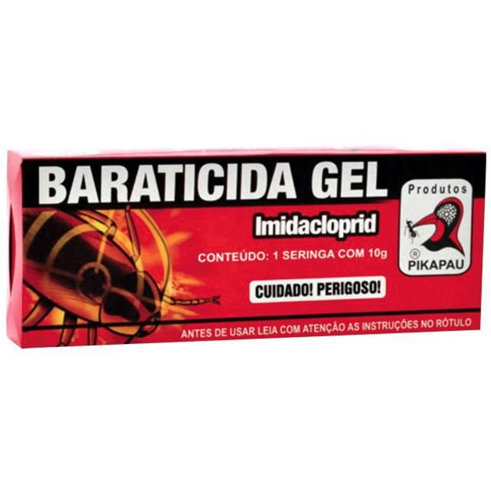 BARATICIDA GEL PIKAPAU 10G