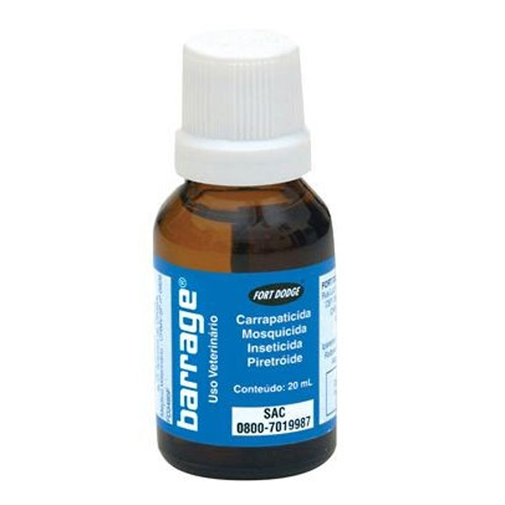 BARRAGE INSETIC 20ML