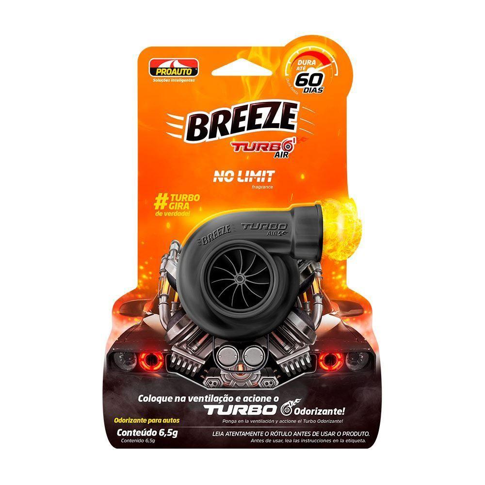 BREEZE TURBO AIR NO LIMITE 6,5G