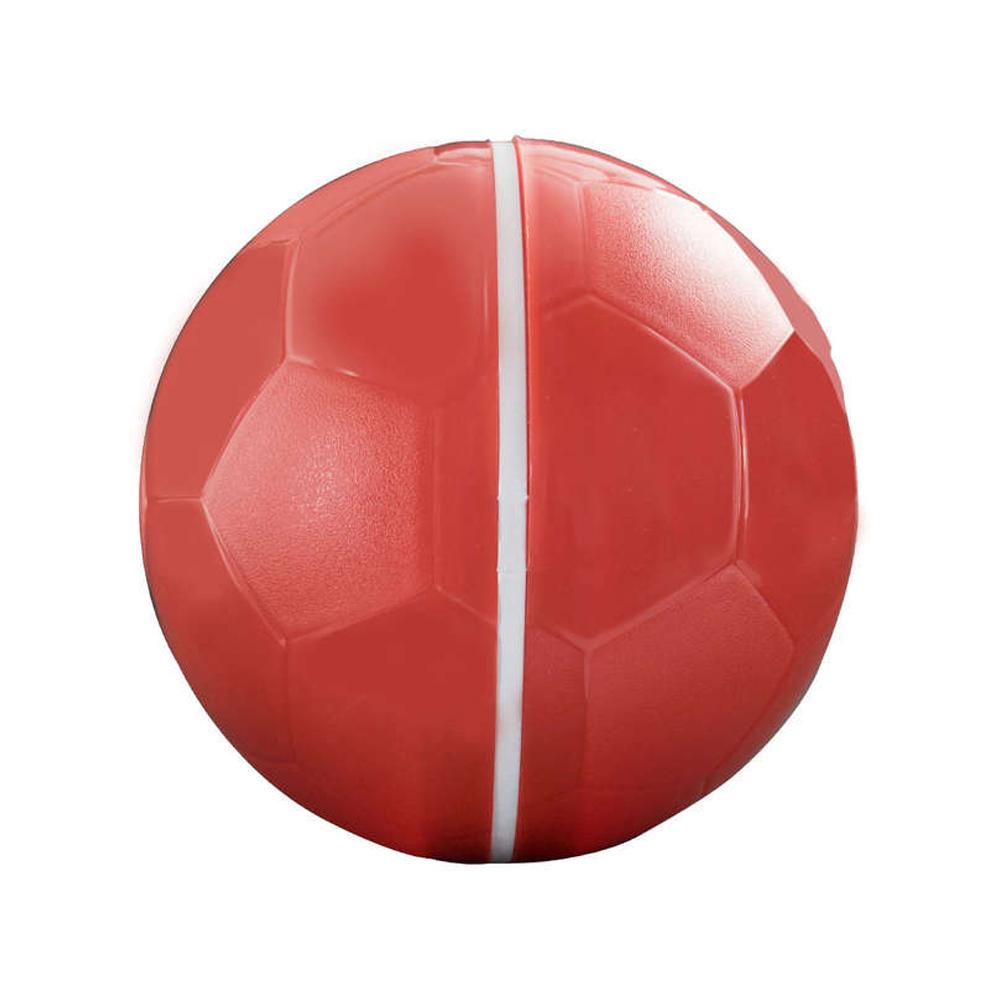 BRINQUEDO CRAZY BALL VERMELHO E VERMELHO