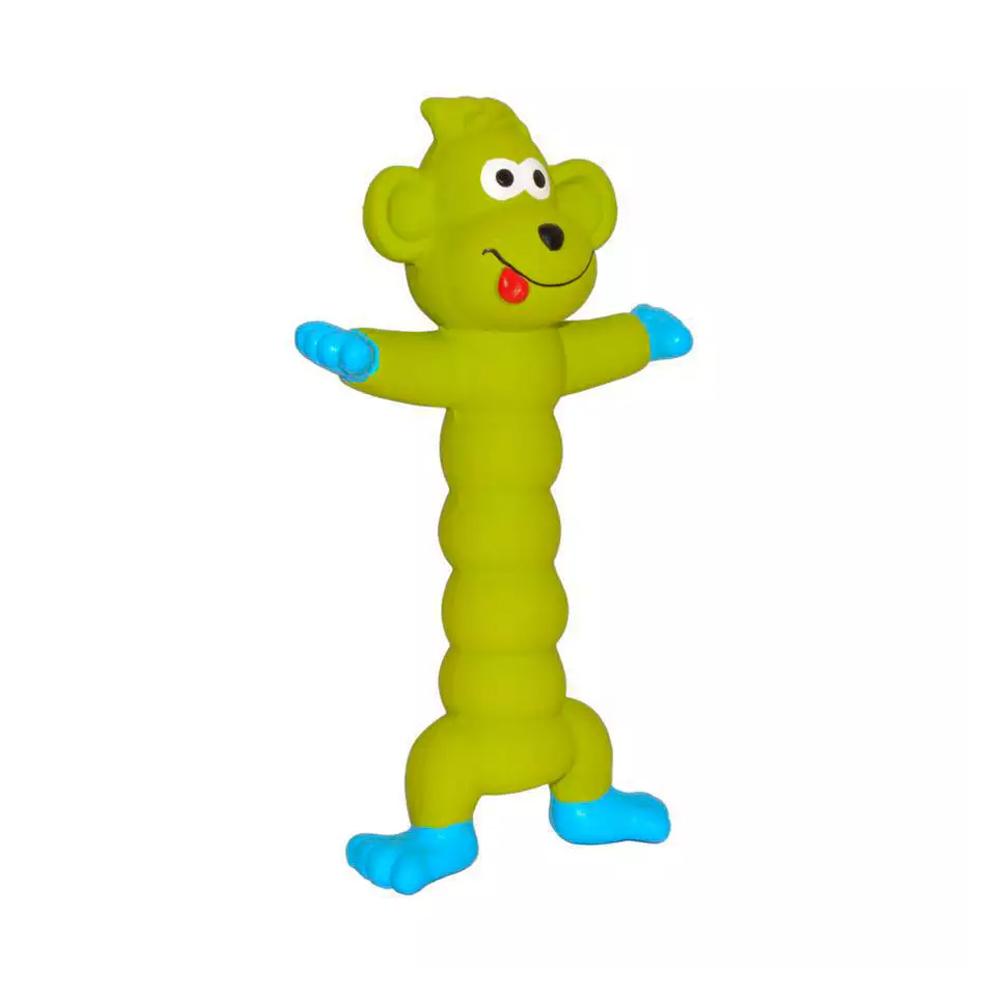 Brinquedo Látex Barriga Macaco para Cães