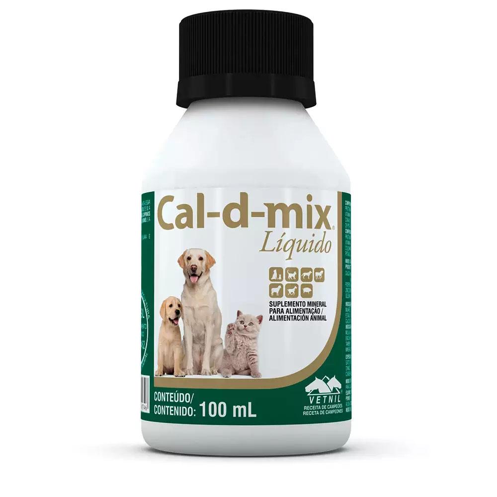 Cal-D-Mix Vetnil 100ml