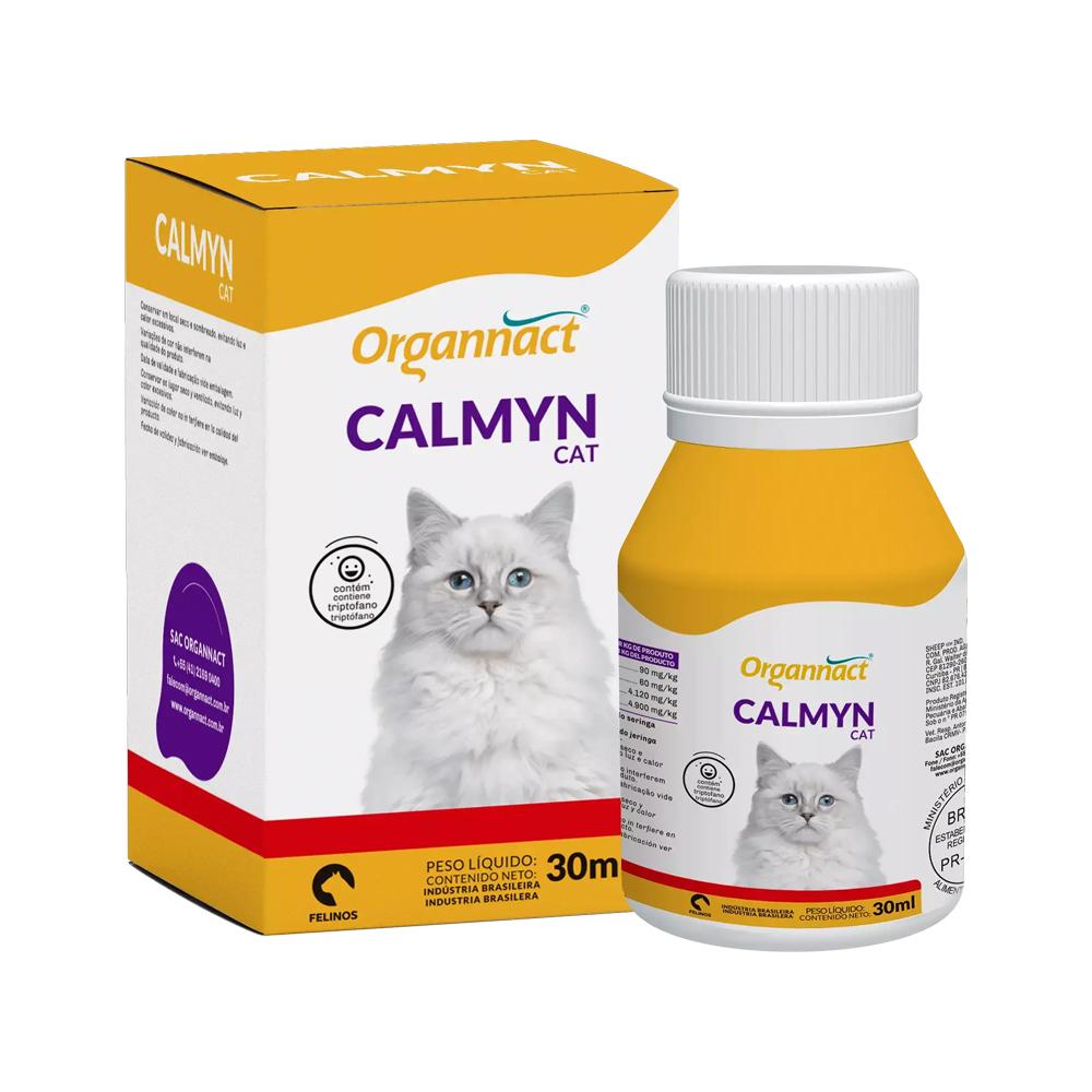 CALMYN CAT ORGANNACT 30ML