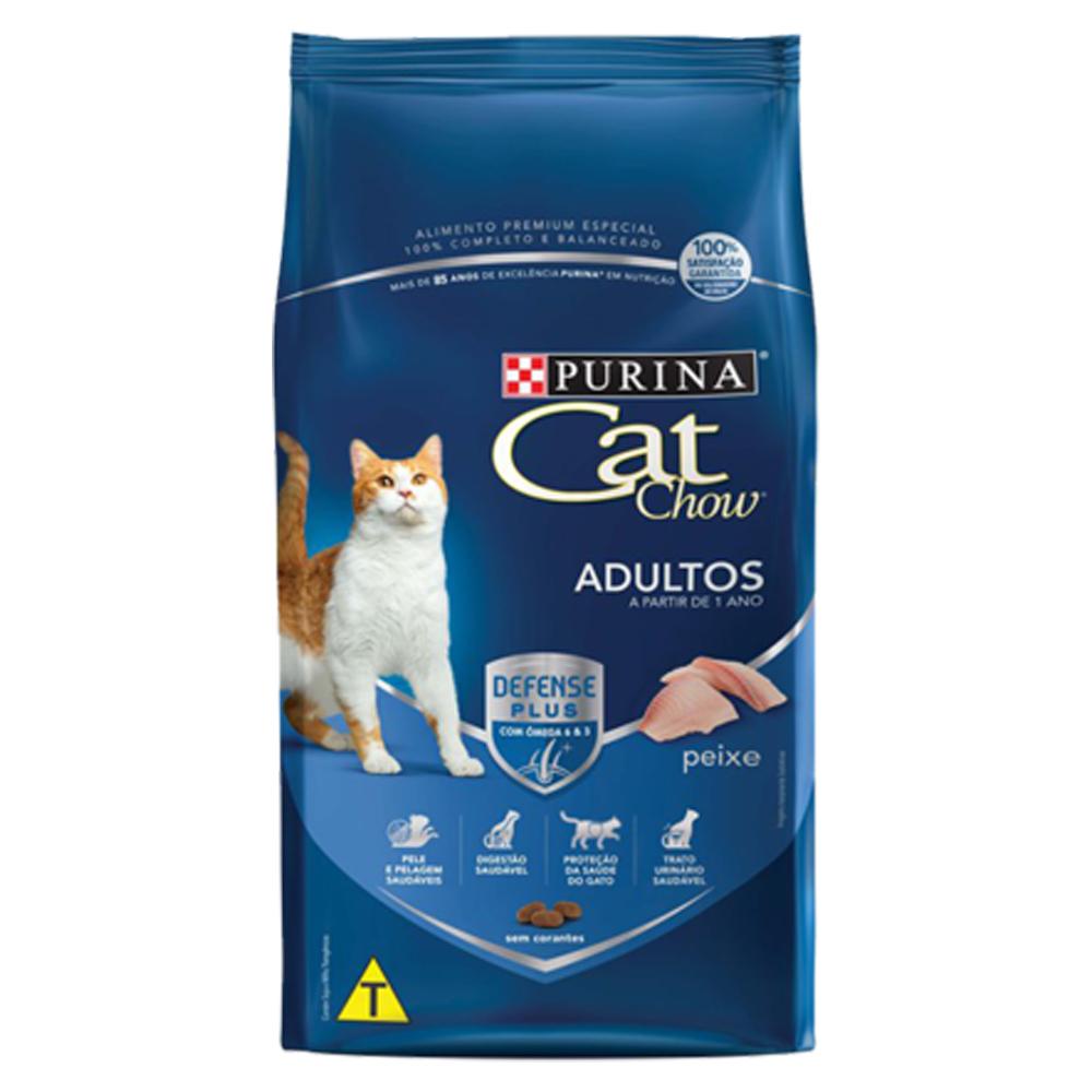 CAT CHOW PEIXE 10,1KG