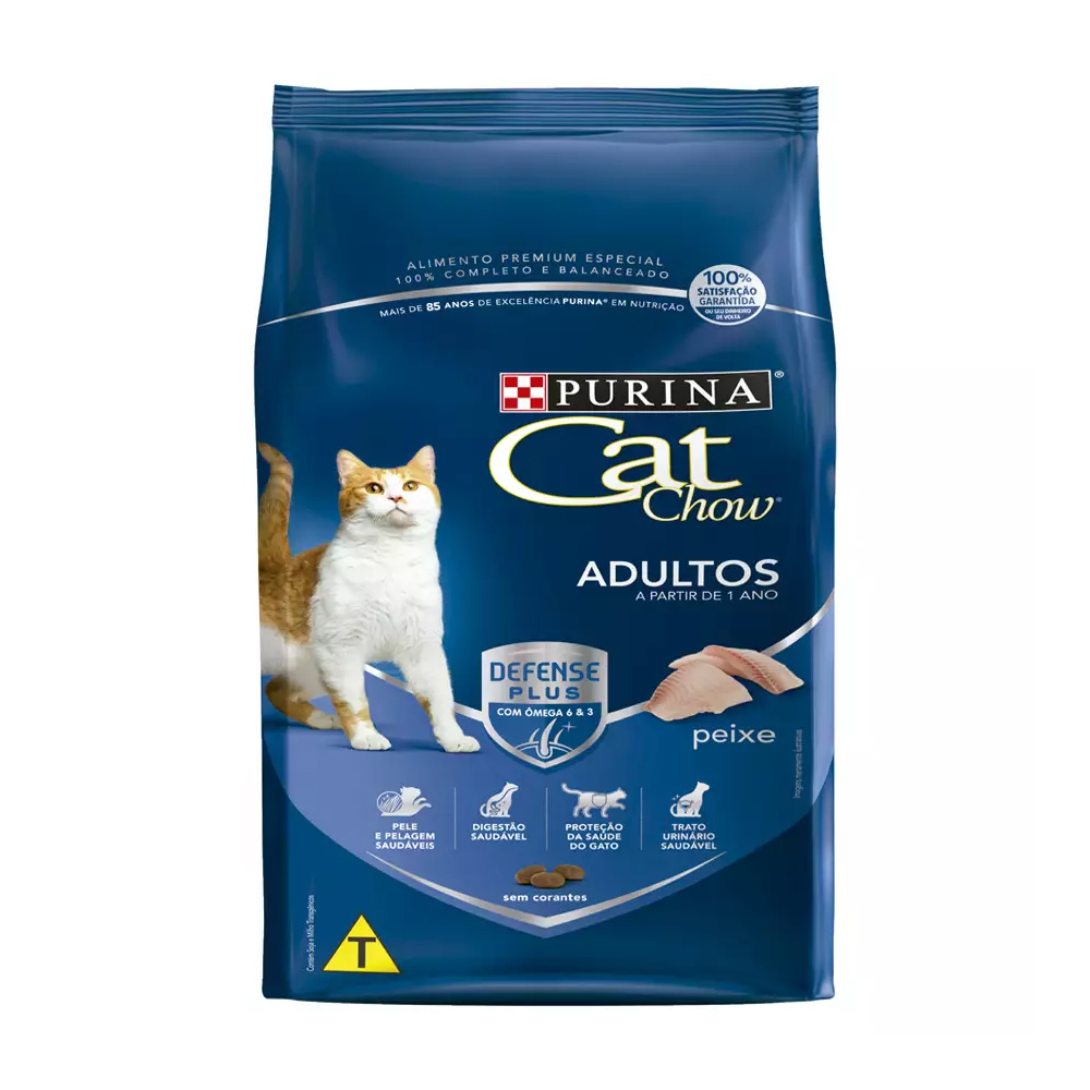 CAT CHOW PEIXE 1KG