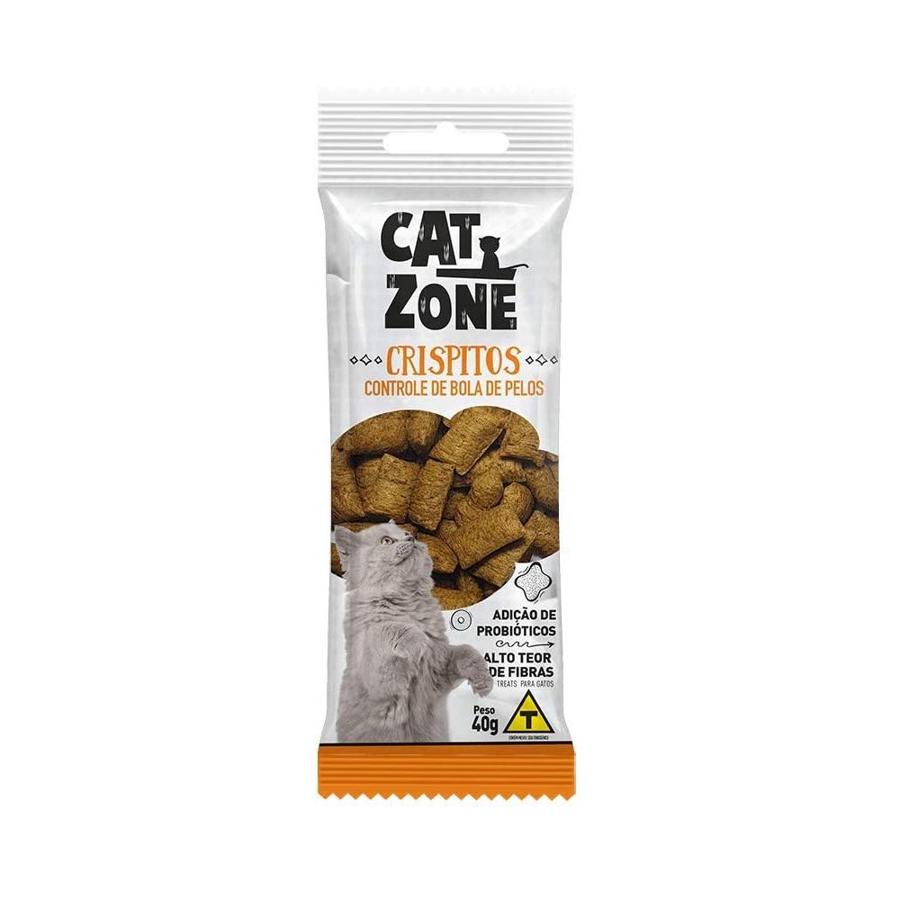 CAT ZONE CRISPITOS 40G