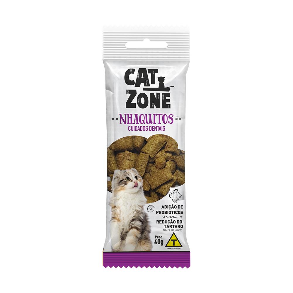 CAT ZONE NHAQUITOS 40G