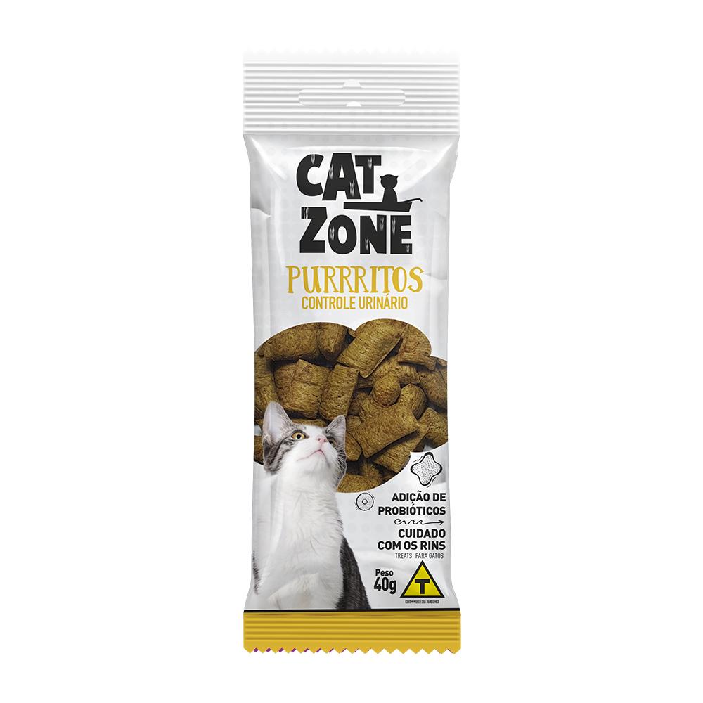 CAT ZONE PURRITOS 40G
