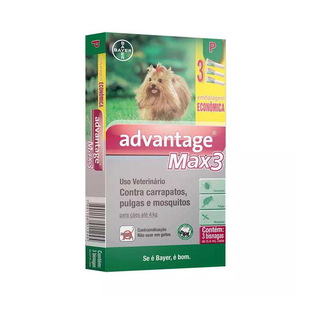 COMBO ADVANTAGE MAX 3 P 0,4ML