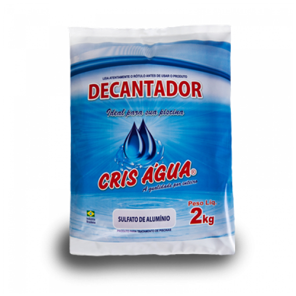 CRIS DECANTADOR 2KG