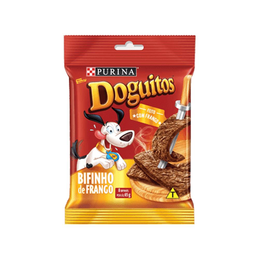 DOGUITOS FRANGO 65G