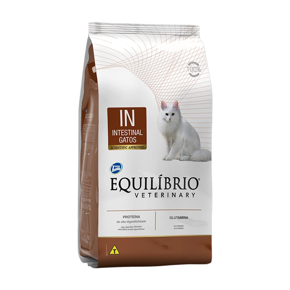 EQUILÍBRIO CAT VETERINARY INTESTINAL 500G