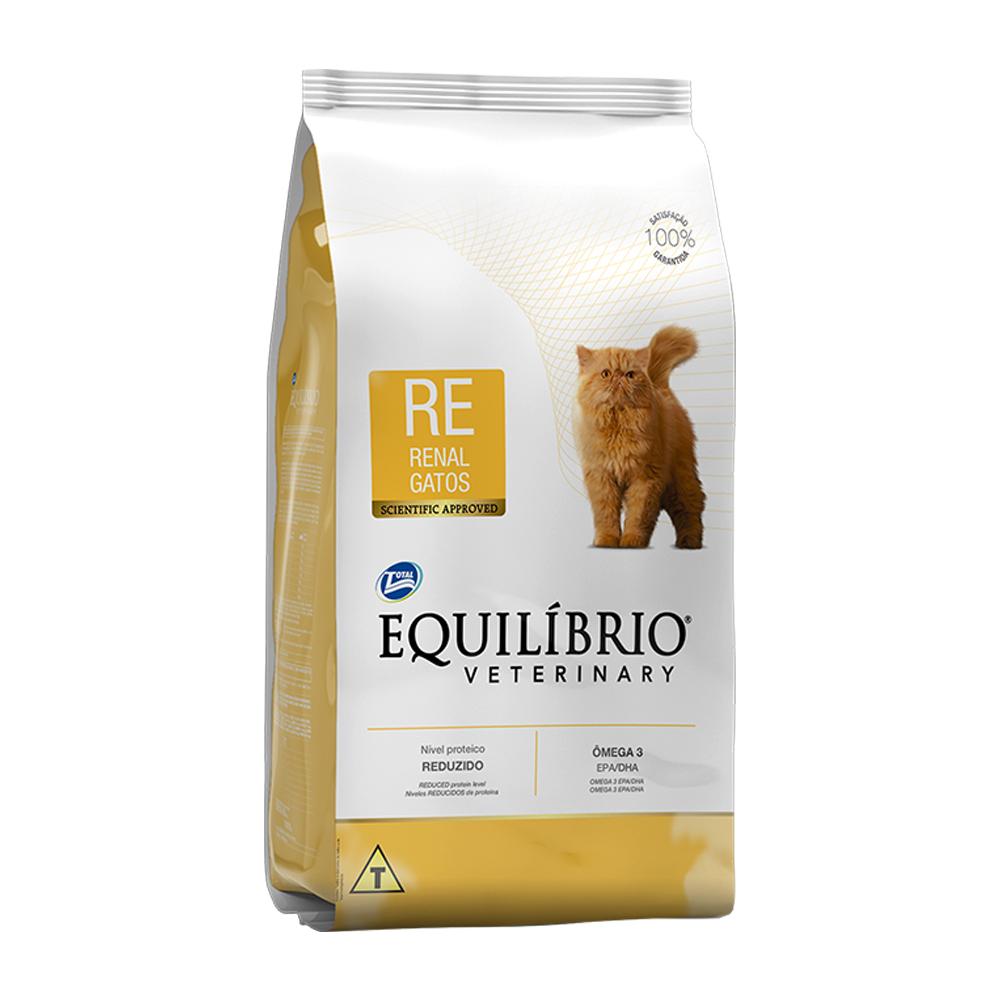 EQUILÍBRIO CAT VETERINARY RENAL 2KG
