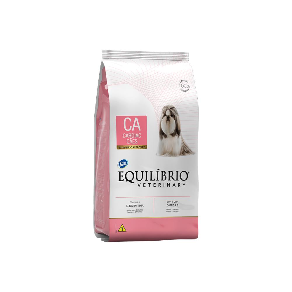 Ração Equilíbrio Veterinary Cardiac para Cães Adultos 2kg